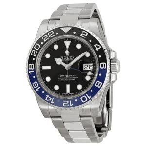 Schmick Rolex GMT-Master II Chronograph London Chronohaus luxury subscription watches