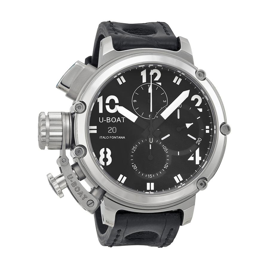 Schmick U-Boat Chronograph London Chronohaus luxury subscription watches
