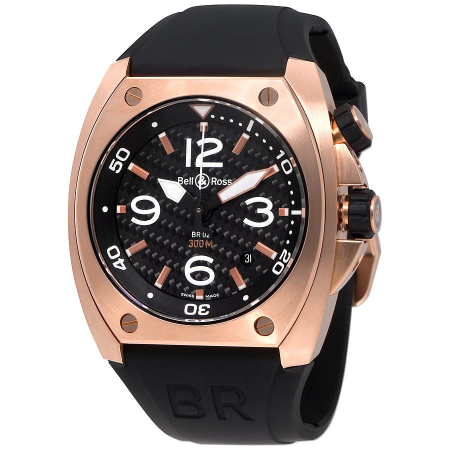 Uber Bell & Ross Marine London Chronohaus luxury subscription watches