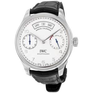 Uber IWC Portugieser Annual Calendar London Chronohaus luxury subscription watches