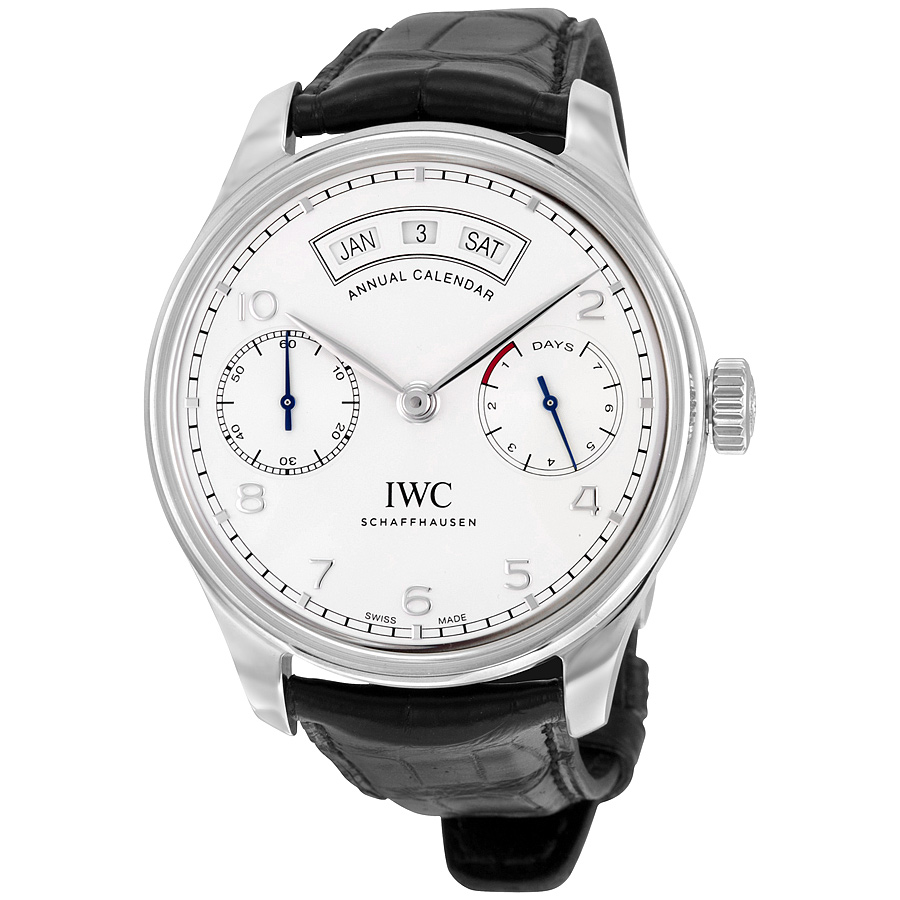 Uber IWC Portugieser Annual Calendar London Chronohaus luxury subscription watches