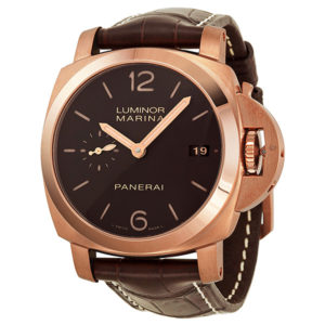 Uber Panerai Luminor Marina 3-days London Chronohaus luxury subscription watches
