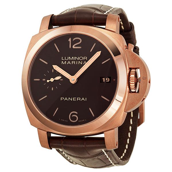 Uber Panerai Luminor Marina 3-days London Chronohaus luxury subscription watches