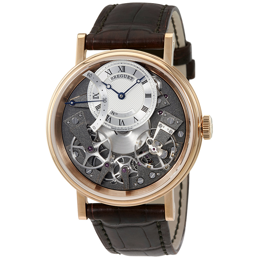 Uber-Luxe Breguet Tradition London Chronohaus luxury subscription watches