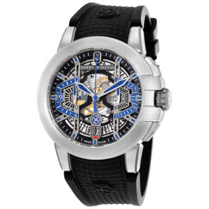 Uber-Luxe Harry Winston Project-Z London Chronohaus luxury subscription watches