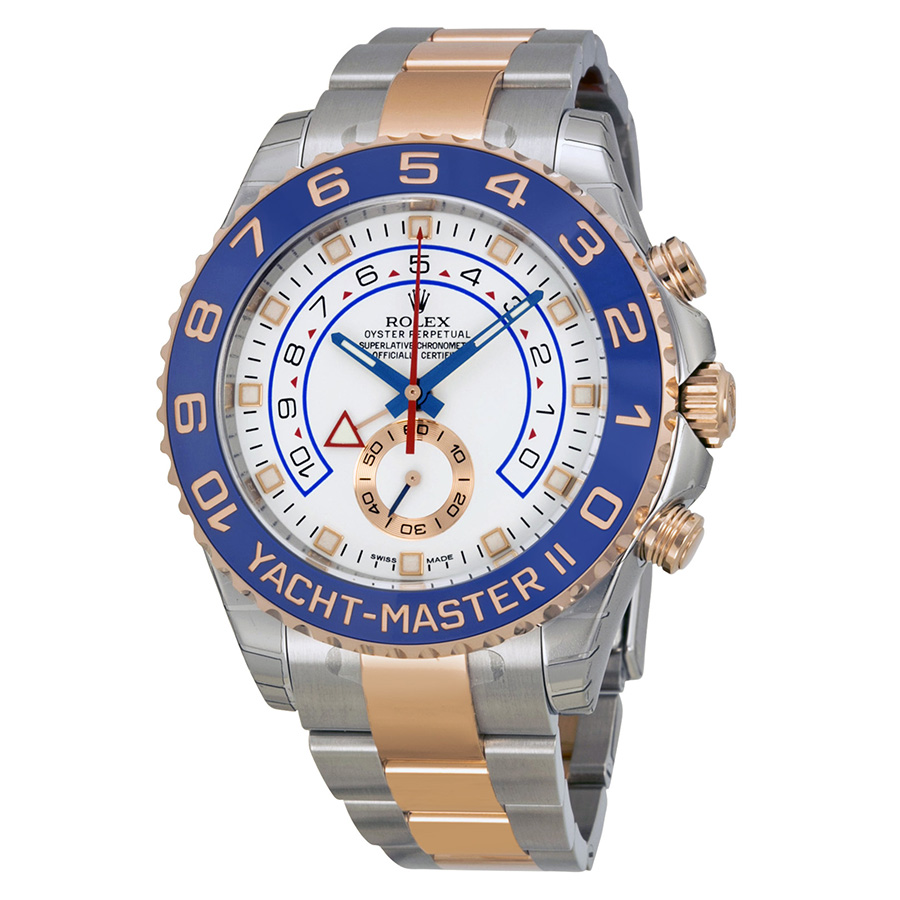 Uber-Luxe Rolex Yacht Master II London Chronohaus luxury subscription watches