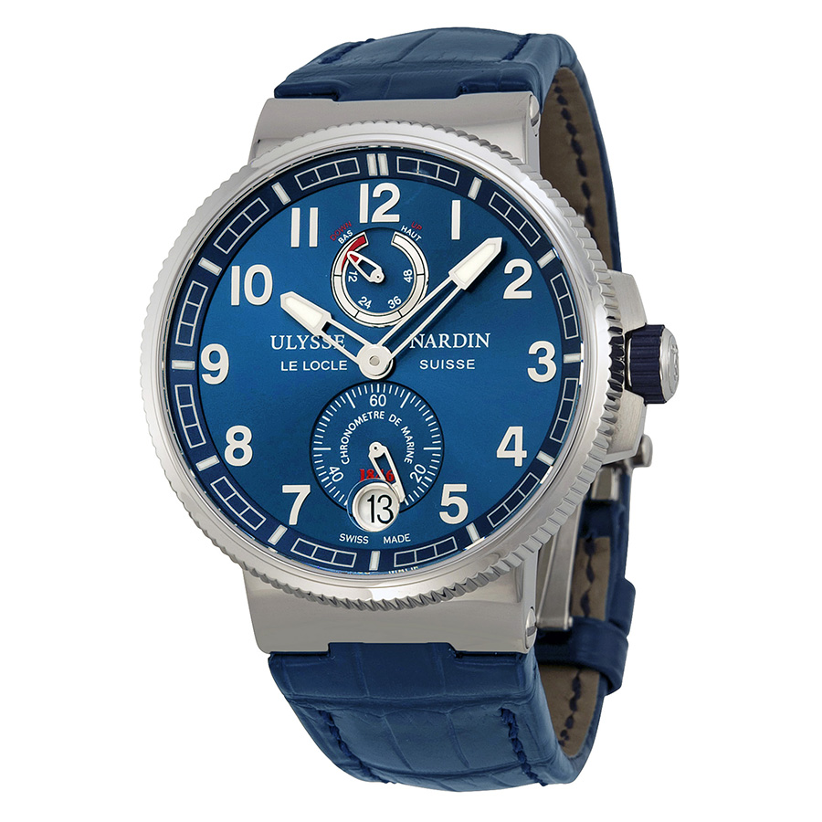 Ulysse-Nardin-Marine-Chronometer-London-luxury-subscription-watches